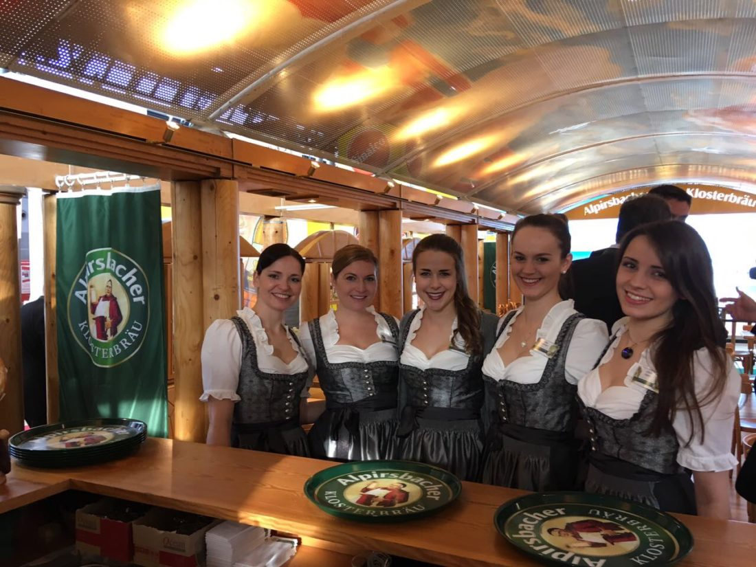 Alpirsbacher - Intergastra 2018
