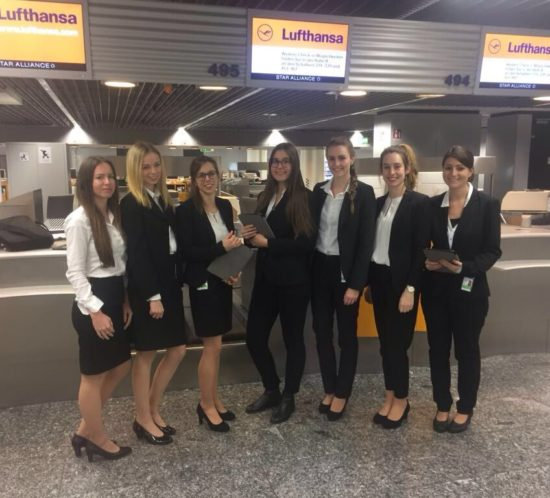 Lufthansa - Event 180207